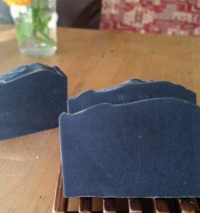Charcoal Eucalyptus Soap