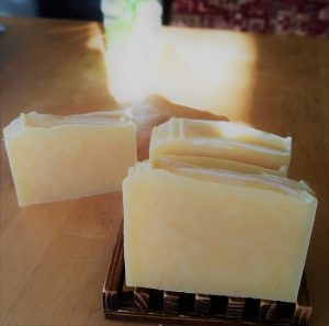 Citrus Silk Soap